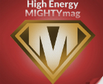 Mighty Mag logo Red Gold thumb